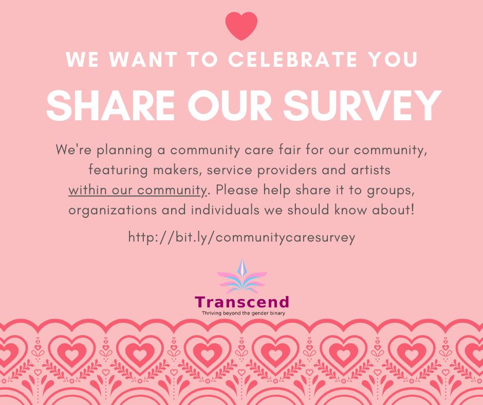 Community Care Fair Survey